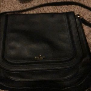 Kate spade black purse appears new